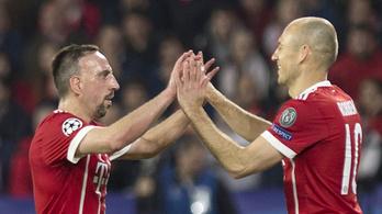 Lezárult egy korszak a Bayern Münchennél