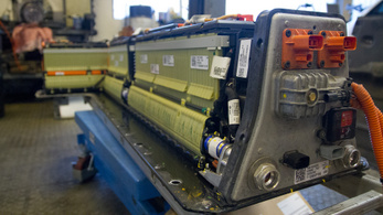 Francia és német vezetéssel pörögne fel az európai akkumulátorgyártás