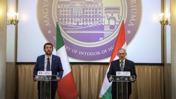 Összefogott Pintér és Salvini egy eltűnt olasz kislány miatt