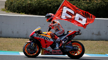 Rajt-cél győzelemmel vette vissza a vezetést a MotoGP címvédője