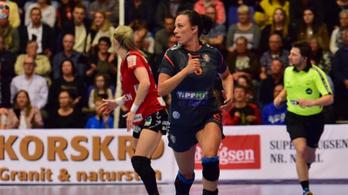 Magyar gól nélkül közelít a Siófok az EHF-kupához