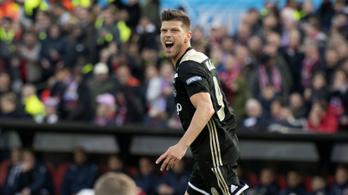 Az Ajax korelnöke volt a hős a Holland Kupa döntőjében