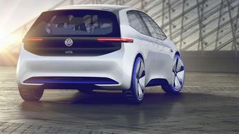 Szerdától foglalózható a Volkswagen ID