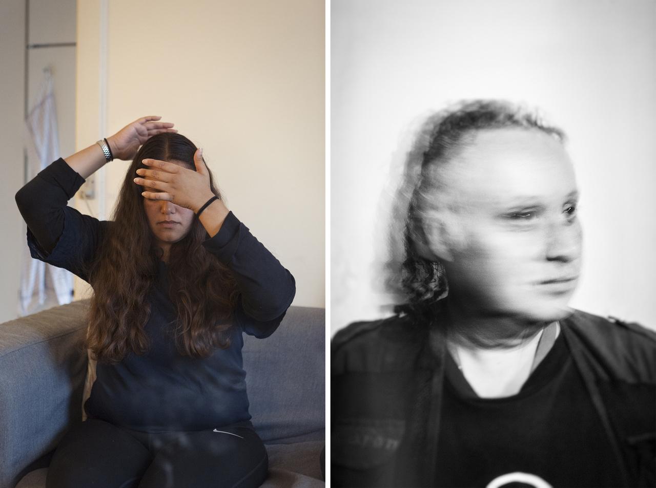 Linda Dániában él, szeánszokat szervez, ahol meditáción keresztül lépnek kapcsolatba az idegenekkel.