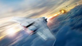 Sikeres volt a repülőgépre szánt lézerfegyver tesztje