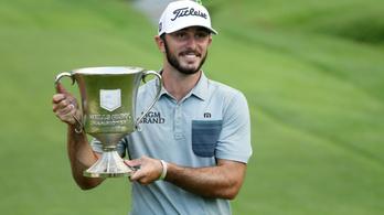 Egy tök ismeretlen golfozó nyert 1,4 millió dolláros tornát