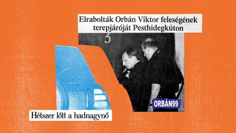 Elrabolták az Orbán család terepjáróját
