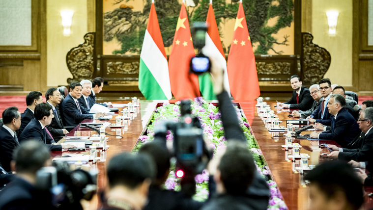 Lacking economic purpose, Hungary's embrace of China's Belt and Road central to Orbán's foreign policy manoeuvres