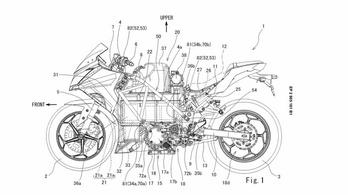 Cserélhető akksis villanymotoron dolgozik a Kawasaki