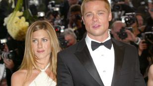 Sajnos nem igaz, hogy Brad Pitt egykori közös házukkal lepte meg Jennifer Anistont 50. születésnapján