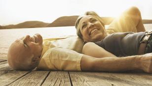 A párod boldogsága a te hosszú életed titka