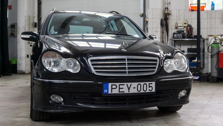 Az egyik legolcsóbb használt Mercedes