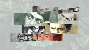 Felismered a magyar költőket a tekintetük alapján? – Kvíz!