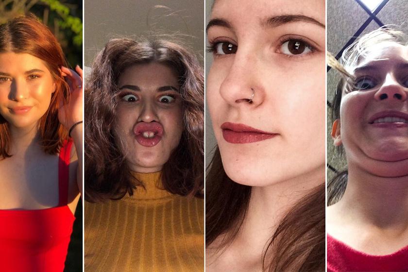 Szinte hihetetlen, hogy ugyanazok a nők vannak a képeken - Miért olyan hatalmas a különbség?