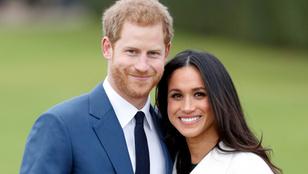 Kisfiú! Megszületett Harry herceg és Meghan Markle gyereke