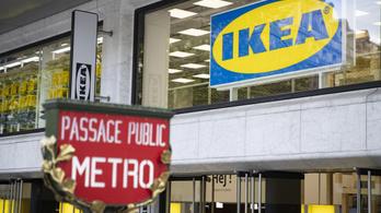 Megnyitotta első áruházát Párizs központjában az IKEA