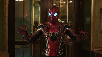 Első percben lelövi a Bosszúállók végét az új Pókember-előzetes