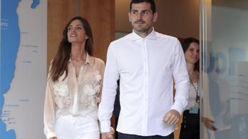 Szívkatéterezés, sztentbeültetés után kiengedték a kórházból Casillast