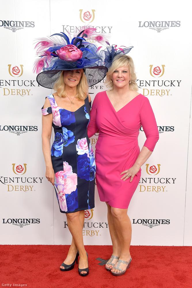 Bár a Kentucky Derby elvileg a lovasversenyekről szól, természetesen minden évben elviszik a show-t a brutális kalapok és ruhák