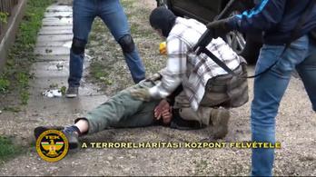 A TEK csapott le a fegyvereket rejtegető Fejér megyei férfiakra