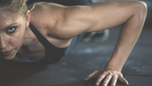 Tanulj meg rendes fekvőtámaszt csinálni! Segítünk!