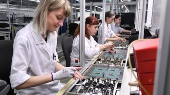 16%-kal nőtt a fizikai dolgozók bére