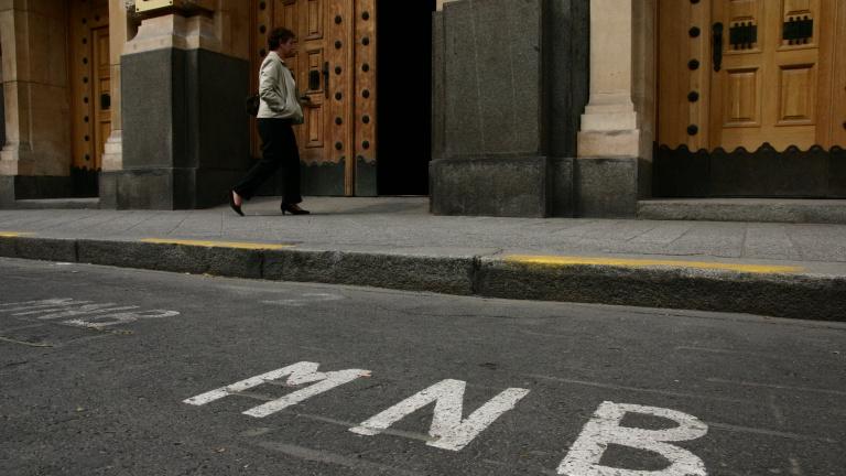 Kiszivárogtatták a bankcsődöt, a rendőrség mégsem vizsgálja