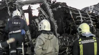 A pilóták hibái kellettek a moszkvai légikatasztrófához