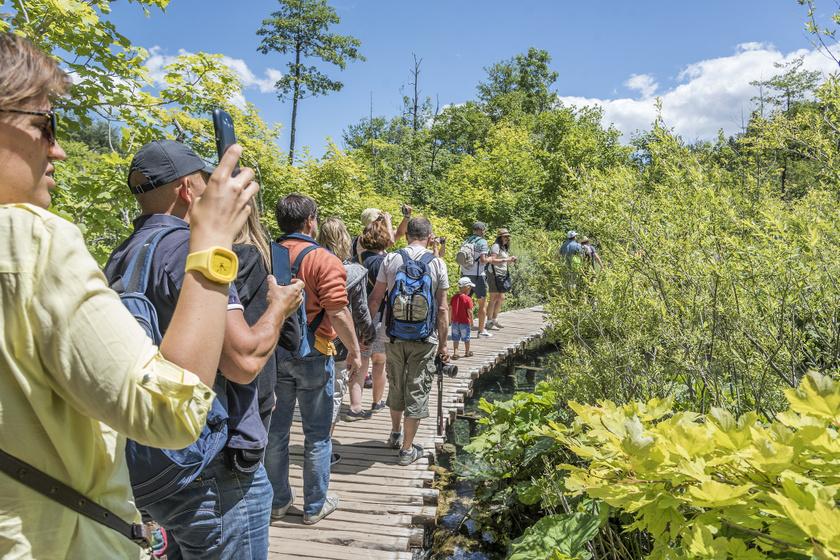 Fontos változás a magyarok kedvenc horvátországi helyén: mostantól nem engedik be a turistákat akárhogy