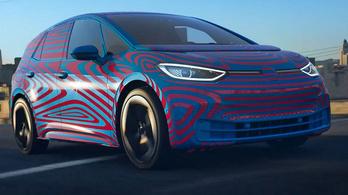 Kiszivárgott a VW villanyautója