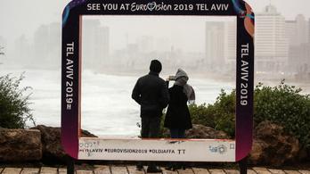 Izrael kitiltja az országból, aki tüntetni akar az Eurovízió ellen