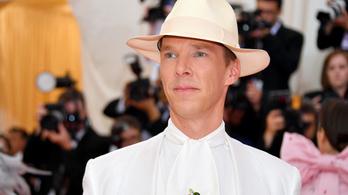 Benedict Cumberbatch és a legfőbb szolgálólány Oscar-díjas rendezővel forgatnak