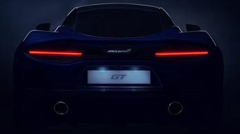 Napokon belül itt az új McLaren