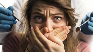 Te is félsz a fogorvostól? Így győzheted le a fóbiád