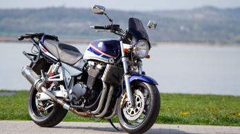 Használt: Suzuki GSX1400
