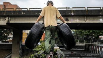 A Környezettudatos Polgár esete a ragaszkodó gumiabronccsal