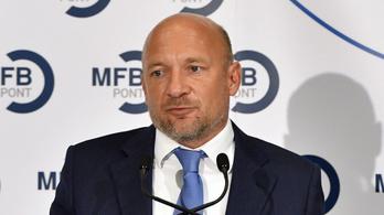 Bernáth Tamás, az MFB leköszönt vezetője az Appeninn élén folytatja