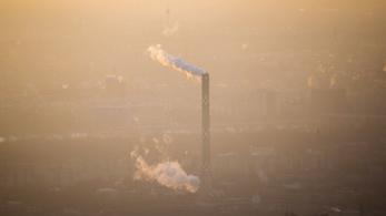 2050-ig felére csökkentenénk az üvegházhatású gázok kibocsátását