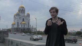 Enyhített az orosz bíróság a jekatyerinburgi pokémonvadász ítéletén