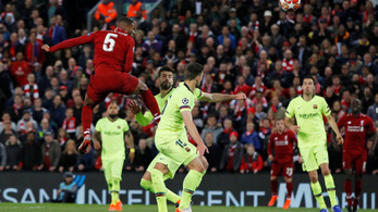 Liverpool-Barcelona