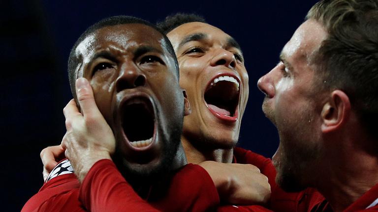 A Liverpool 4-0-ra verte a Barcelonát, hihetetlen fordítással Bajnokok Ligája-döntős