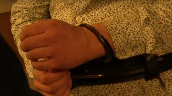 Angliából hozták haza a balassagyarmati betörőt