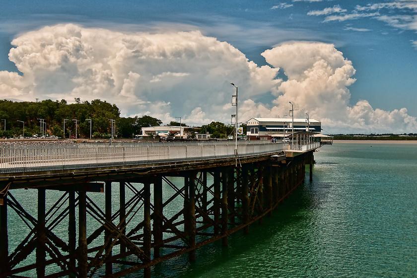 Sokan nem tudják, mi ez a rejtélyes felhő Ausztrália felett: minden délután megjelenik