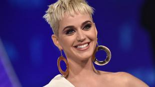 Még a Met-gála estéjén leengedett Katy Perry hatalmas hamburgerjelmeze