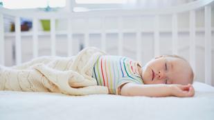 Így védheted meg a kisbabádat a bölcsőhaláltól