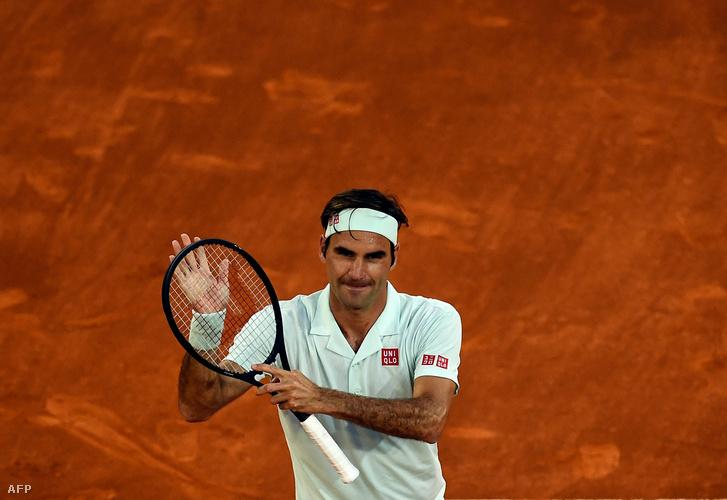 Roger Federer könnyedén nyert Richard Gasquet ellen