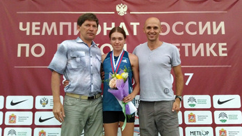 12 éves eltiltással sújtották az orosz futót doppingvétség miatt
