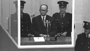 Eichmann bukása: hiába menekült a világ másik felére a náci hóhér, elkapták