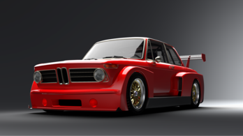 Veszélyesnek tűnik a V10-es 02-es BMW