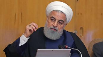 Irán az urándúsítás felújításával fenyeget
